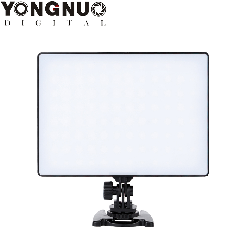 YONGNUO YN300 Air Ultra Thin On Camera Led Video Light Pad Panel Studio Flash for Sony Canon Nikon Panasonic DSLR&Camcorder
