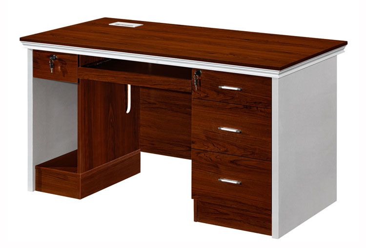 Modern last design wood computer table, View computer table, Easy office  Product Details from Foshan Chancheng Rongyi Furniture Factory on  Alibaba.com