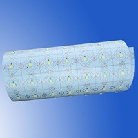 1mm paper thin SMD 2835 Flexible LED Panel 24VOLT