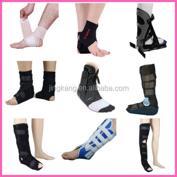 ankle foot orthosis types