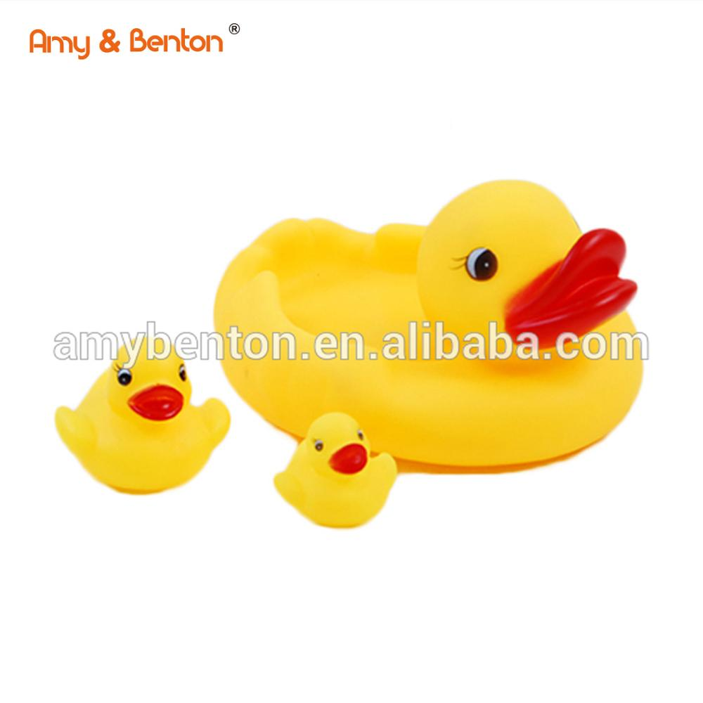 Rubber Animal Custom Rubber Duck Promotional Rubber Duck