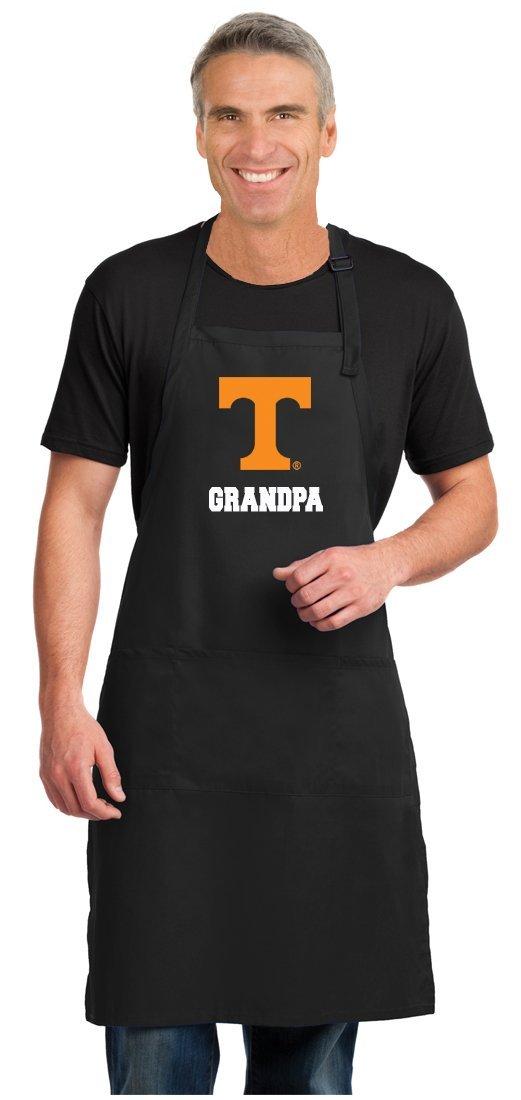 University of Tennessee Grandpa Apron LARGE Tennessee Grandpa Aprons For Men or Women