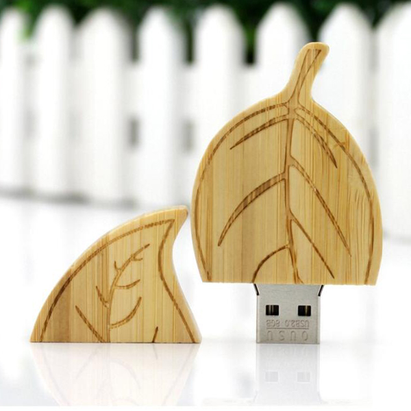 Custom USB Wooden USB Disk Flash Drive Pendrive Memory Stick