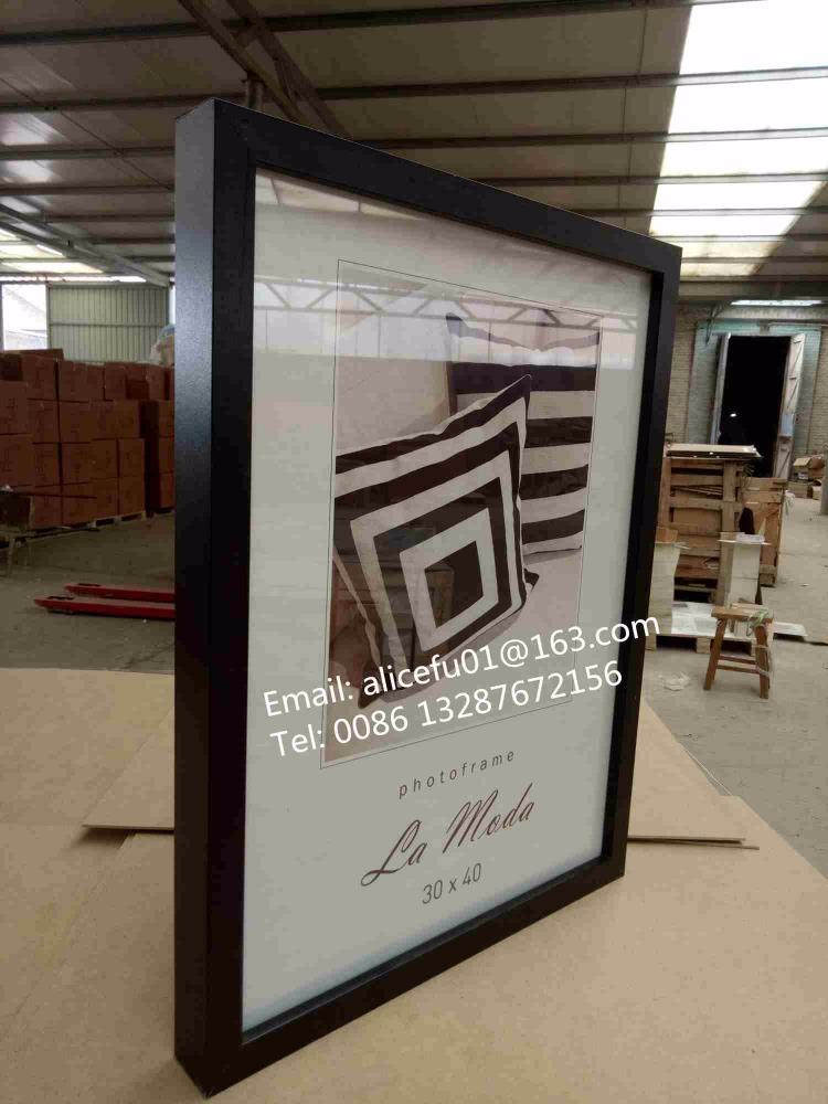 30x40 cm pared clásica decorativa color blanco marco de fotos de ...