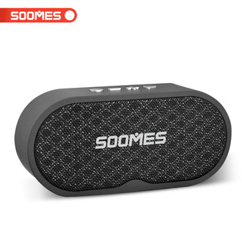 high quality fabric mini portable wireless speaker with TF card FM radio