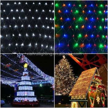 led christmas light lights led decorate ceiling net lights - Christmas Tree Net Lights