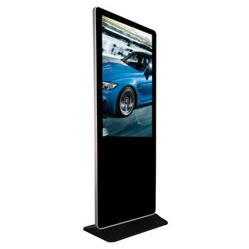 43 Inch All In One PC LCD Touch Advertising Totems