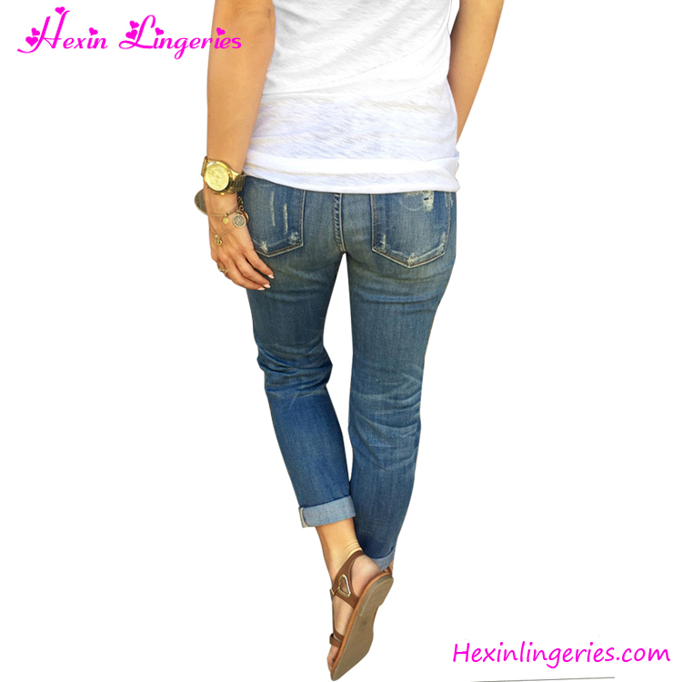 Factory Price Manufacturers China Blue Denim Ripped ... - photo#43