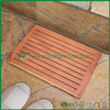 FB7-4017 full bamboo floor mat shower mat Bamboo Bath Accessories
