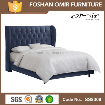 2016 Latest European Style Wooden Bed Frame Designs Good Life Furniture  SS8309