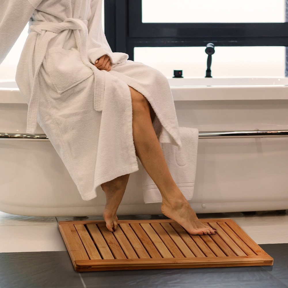 bamboo bathroom mat MM-180703-02 Details 3