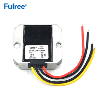 12 Volt Converter >> Fulree 12vdc To 24vdc Dc To Dc Boost Power Converter 12 Volt To 24 Volt Voltage Regulator 1a 2a 3a View 12vdc To 24vdc Dc To Dc Converter Fulree