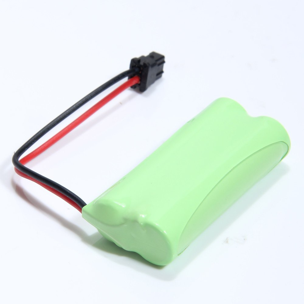 2.4V 800mAh Cordless Phone Battery For Uniden BT-1011 BT-101 BT101 BT-1018 AT&T Lucent BT-8001 BT-8300 Philips SJB-2121 Motorola K3 K301 Green