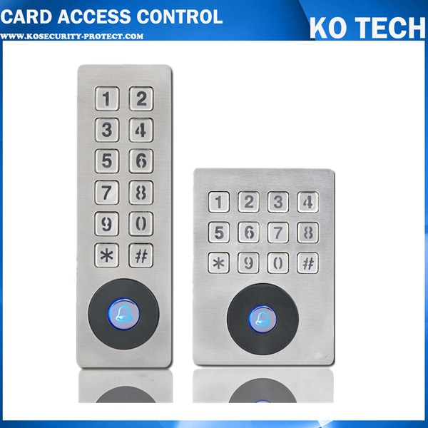 SKW-V2 Metal cover RFID card access control