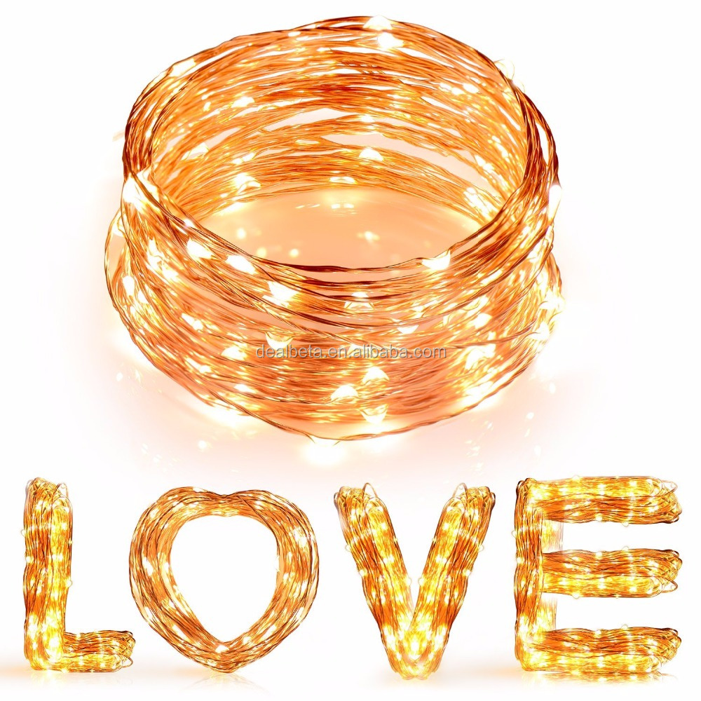 Led Copper Wire Lights String Wholesale, Led Suppliers - Alibaba