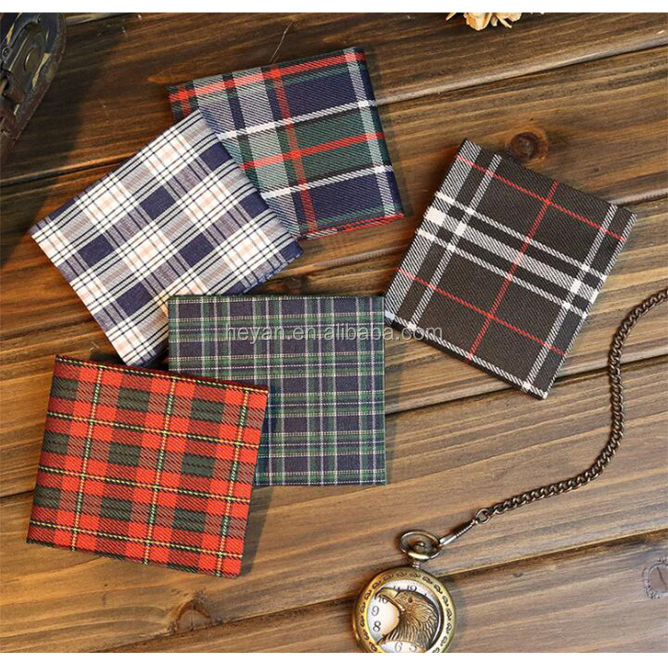Promotional Cheap Nylon Men's Wallets