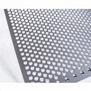 Hot sale high quality astm 304 309s 310s stainless steel hexagonal perforated metal sheet