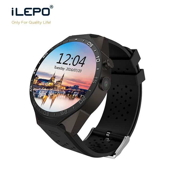 z10 wifi 1gb ram programmable android wear v1.0 3g wholesale kw88h kw88 ce rohs wifi android smart watch with heart rate monitor