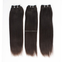 wholesale Chinese human hair extension,natural color,10''~24'' straight wholesale price