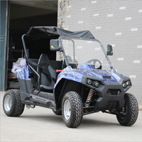 Hot Selling 4 wheeler gas atv cheap china 200cc 4x4 utv for sale