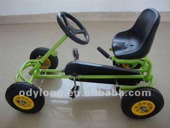 Ninos Pedal Cesta Juguete Pedal Va El Carro Para Ninos Buy Go Kart