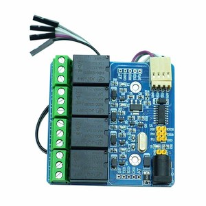 Plug Connector Transformer Test Equipment PCB Preamp Plain Circuit Board