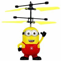 Hot Sell Kid's Toy spinner and helicopter toy fireworks with crackling Customized Logo
