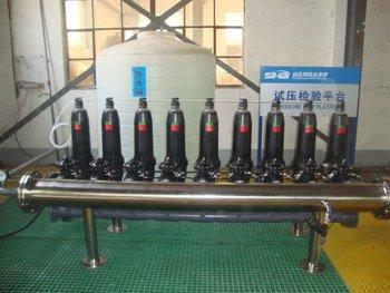 Piscina de tratamiento de agua planta disco sistema de - Swimming pool water treatment plant ...