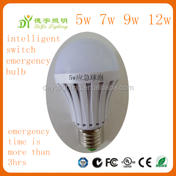 Wholesale Best rechargeable 5w led emergency bulb with SMD5730