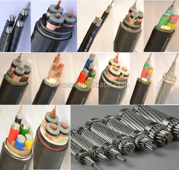 Copper Conductor Pvc Insulated Pvc Sheathed Power Cable 2x10+14 ...