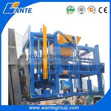 linyi 2017 wante brand industry clay interlocking automatic block machine/ With Bottom Price