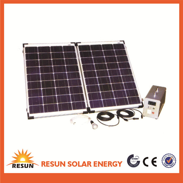 folding solar panel 120w mono module cheap price from China manufacturer