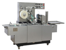 BK-300 automatico cellophane overwrapping macchina