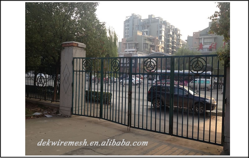High Quality Modern All Kind Home Gate Grill Design