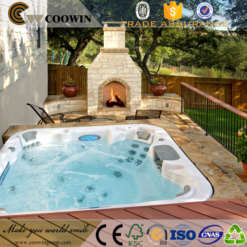 waterproof pool side outdoor deck timber hardwood decking