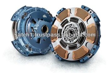 Heavy Duty High Quality Truck Clutch Disc