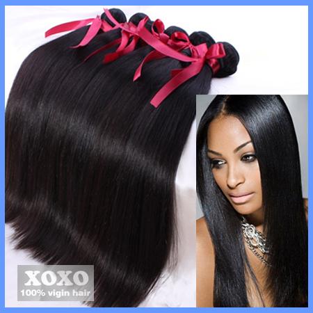 Brazilian weave straight