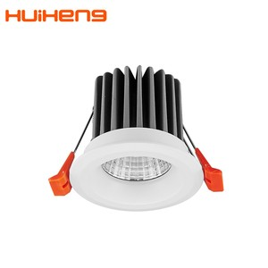 Recessed Commercial Spotlight 7w 8W 11w LED COB Ceiling Downlight Spot Led Light Housing For Retail