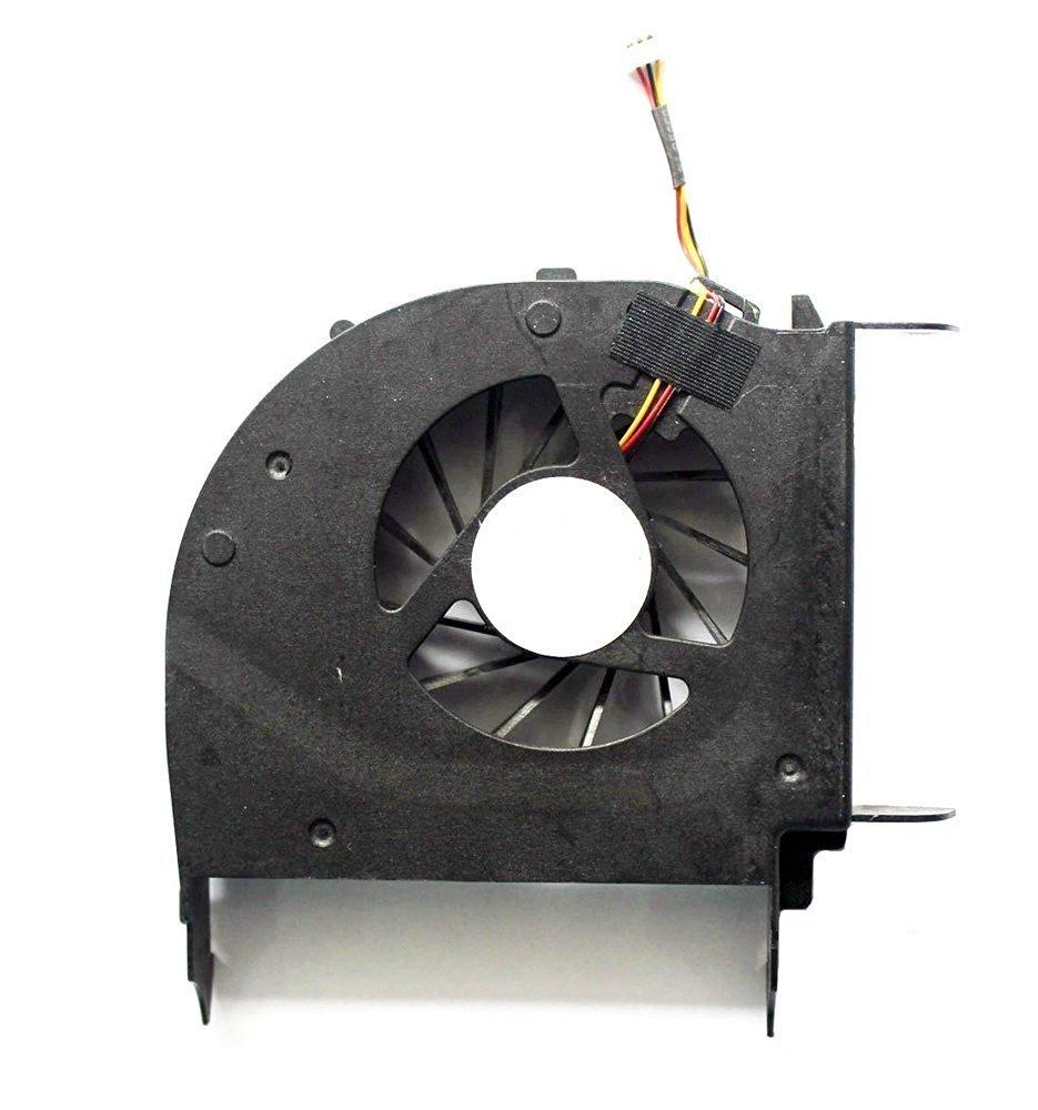 FEBNISCTE CPU Cooling Fan For HP Pavilion dv7-3000 Series dv7-3015eg dv7-3165dx dv7-3188c dv7-3183cl Laptop