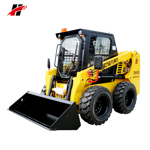 mini skip wheel loader zl 10f zl910