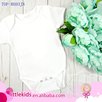 55cddb6ae Baby Clothes Newborn Images Cheap Wholesale Unisex Baby Premature Crawling  Service Blank Organic Cotton Romper Onesie