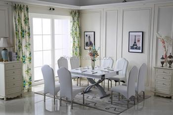 2016 China Wholesale Multifunctional Dining Room Table Teak Root Wood Table
