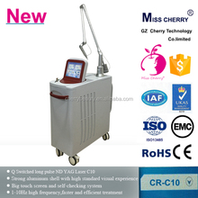 Alibaba express q-switch laser Skin Rejuvenation beauty salon equipment