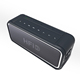 creative design 2.0 bluetooth tower speaker box with thermal induction waterproof music player speaker
