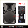 15 Inch professional active stage audio speaker cabinet PZ-15A