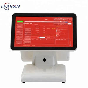 pos terminal hardware system electronic cash register machine