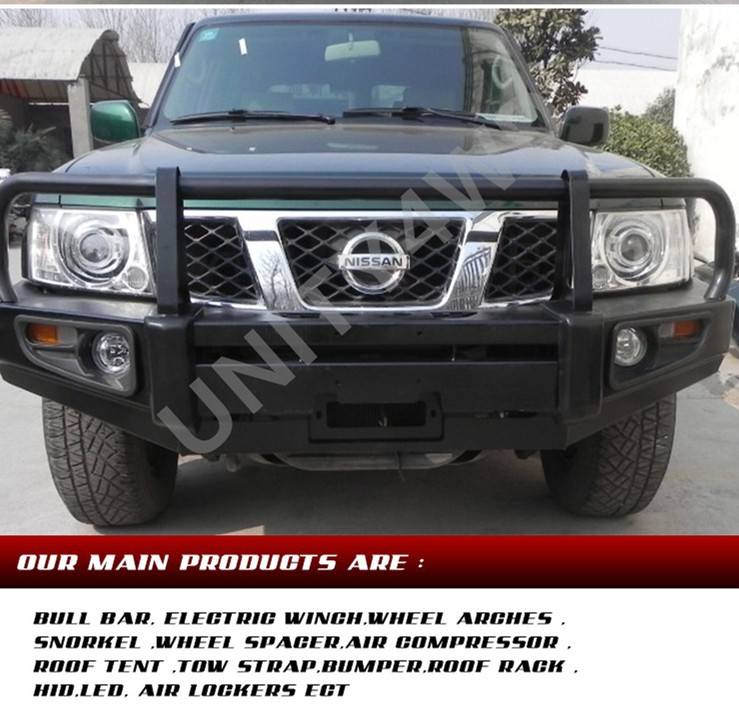 Wholesale China 4x4 Offroad Accessories Tow Bar Fortuner Front ...