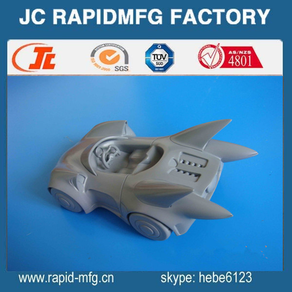 cnc maching/ 3D children toy cars prototyping