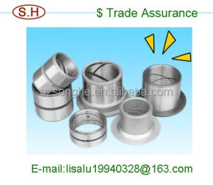 Precision Custom Hardened Steel Sleeve Bushings