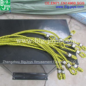 bungee jumping cords, bungee elastic rope, bungee equipment for sale